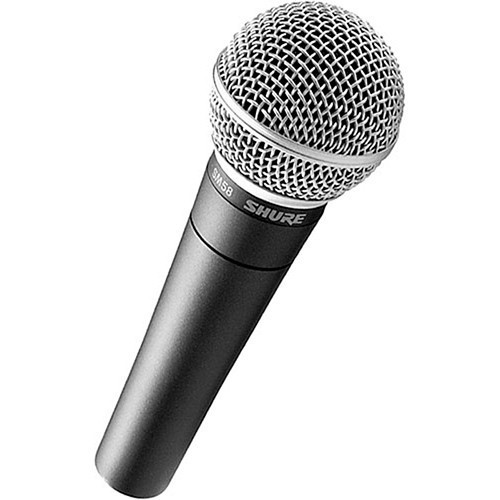 Shure SM58 Vocal Handheld Microphone