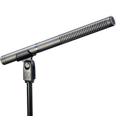Audio Technica T897 (Line + Gradient Conderser Microphone)