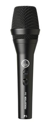 AKG P5S (P5 S) vocal microphone