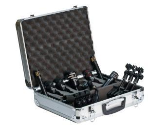 Audix DP7 (drum microphone set)