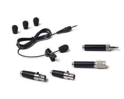 Samson LM10 Lavalier Microphone  可換式插頭