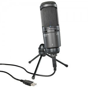 Audio Technica AT2020USB+ (USB心形指向性咪高峰)