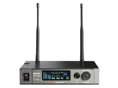 Mipro ACT-818 Wideband Single-Channel Digital Receiver