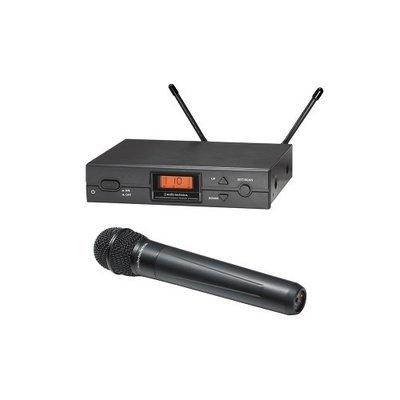 Audio Technica ATW-2120B HANDHELD TRANSMITTER SYSTEM