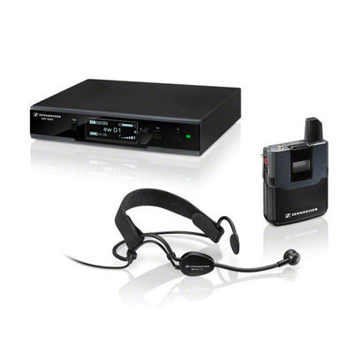 Sennheiser EW D1-ME 3 headset wireless microphone (2.4G)