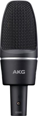 AKG C3000 condenser microphone