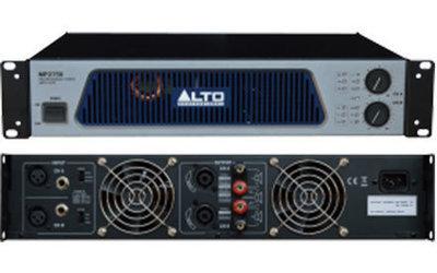 ALTO MP 2750 功率放大器