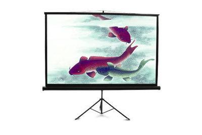 JK 支架幕 | tripod projector screen