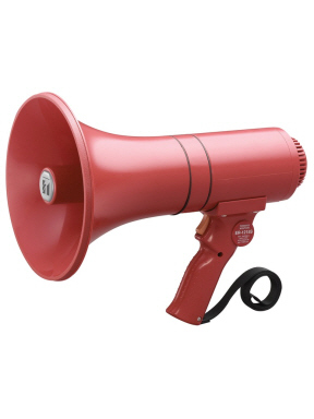 TOA ER-1215S 大聲公: Handheld Megaphone