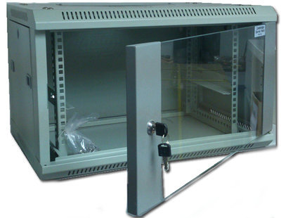 Cambridge 6U 600 x 450 掛牆 Wall Mount server rack