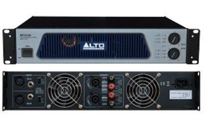 ALTO MP2500 功率放大器