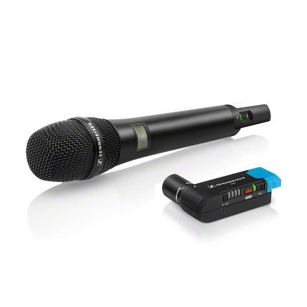 Sennheiser AVX-835 wireless camera microphone set