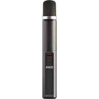 #清貨 AKG C1000S small-diaphram condenser microphone #全新 #有保養