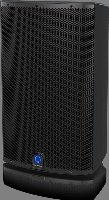 "Turbosound iQ15 (15"" Powered Loudspeaker )"