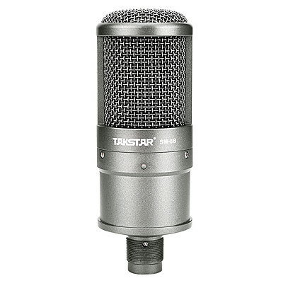 Takstar SM-8B Side-address microphone