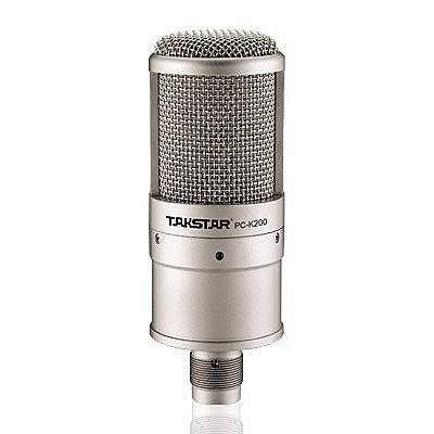 Takstar PC-K200 Condenser Recording Microphone