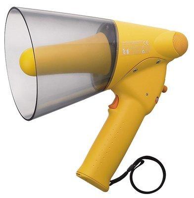 TOA ER-1206W 大聲公【Splash-proof Hand Grip Type with Whistle】