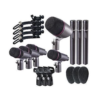 Takstar DMS-DH8P drum microphone set