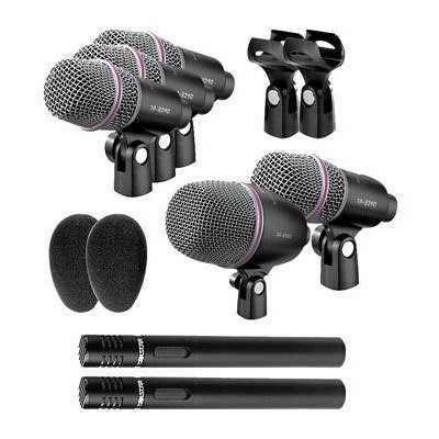 Takstar DMS-7P drum microphone set