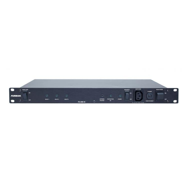 Furman  PS-8REiii (10A Power Conditioner and Sequencer 230V)