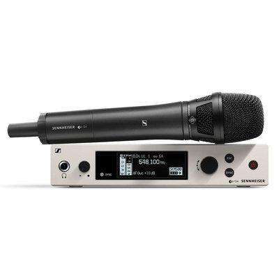 Sennheiser ew 500 G4-KK205 wirelesss handheld microphone system