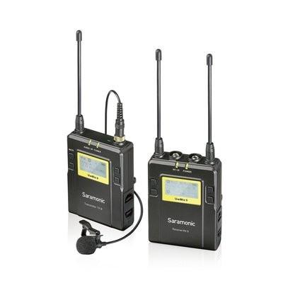 Saramonic UWMIC9 一拖一無線拍攝套裝 (RX9+ TX9)