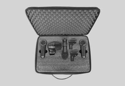 Shure PGASTUDIOKIT4 Microphone Kit