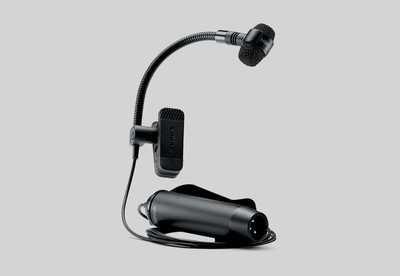 Shure PGA98H Cardioid Condenser Instrument Microphone