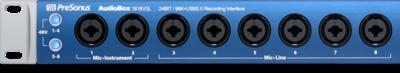 PreSonus AudioBox 1818VSL (USB 2.0 recording system)