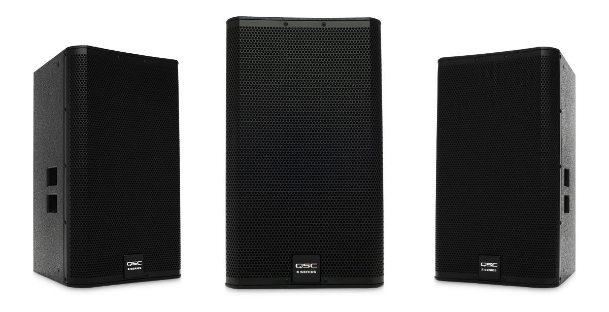 QSC E115 無源喇叭 (passive speaker)