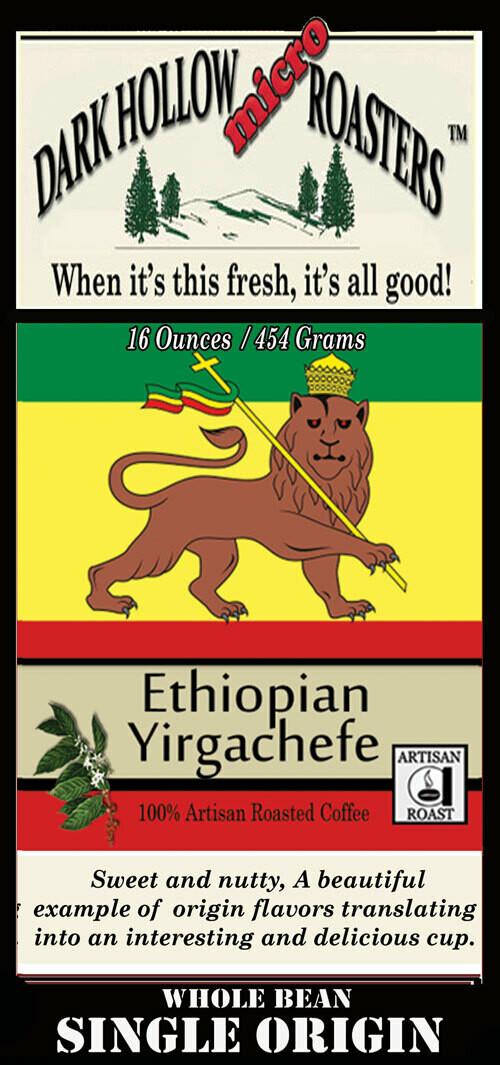 Ethiopian Yirgachefe