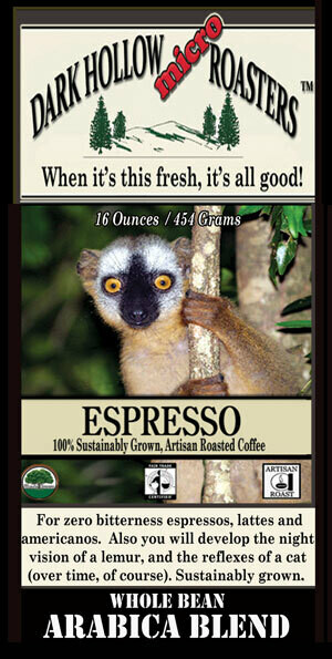 Three Bean Espresso