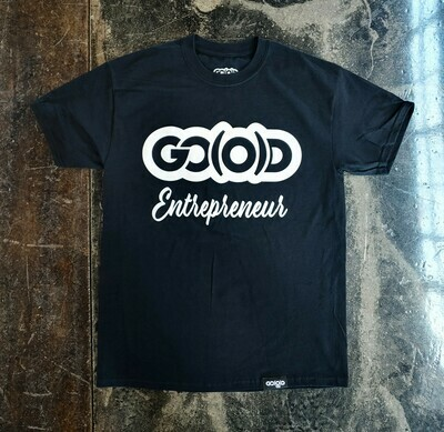 GO(O)D Entrepreneur-black/white