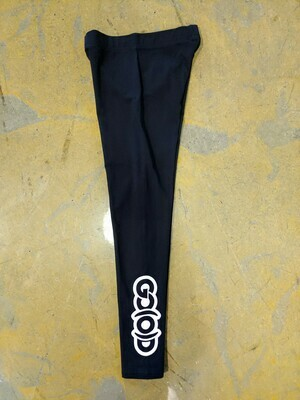 GO(O)D Leggings-black/white