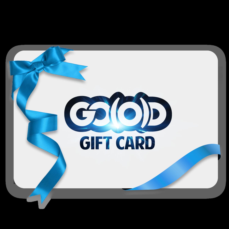 GO(O)D Gift Card