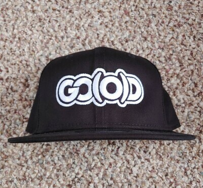 GO(O)D Company x New Era Snapback-black/white