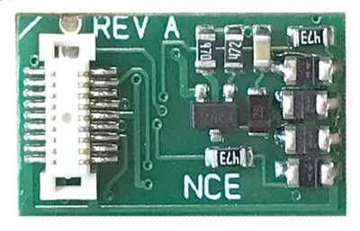 Drop In Decoder for N Scale Kato PA E8 P42 NCE N12K0a