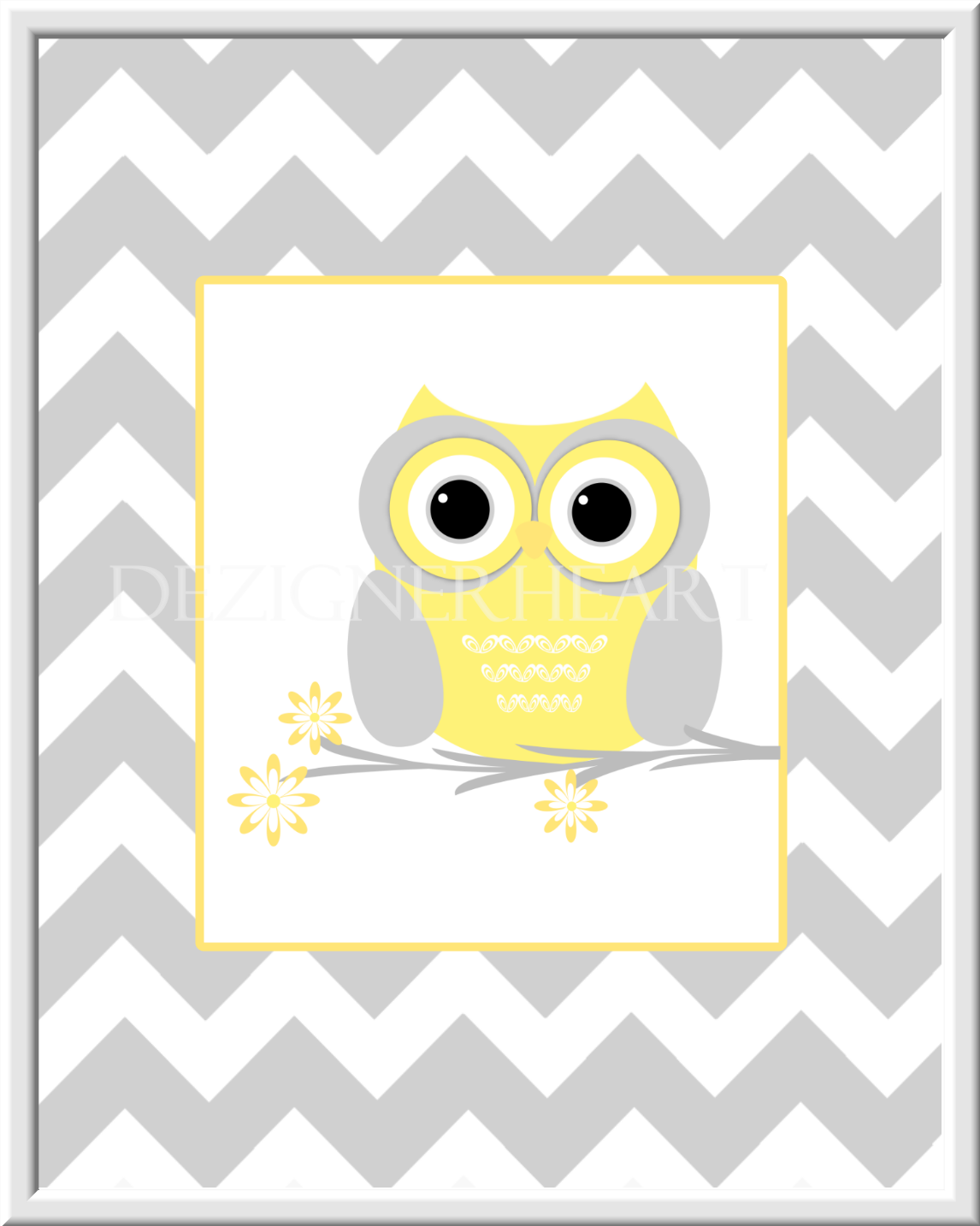 Yellow Owl Pictures For Kids