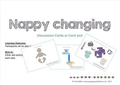 Nappy Changing (print-your-own)