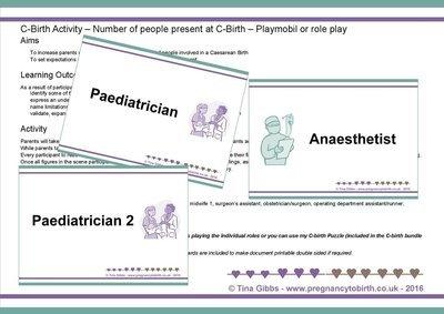 Caesarean Birth - role play