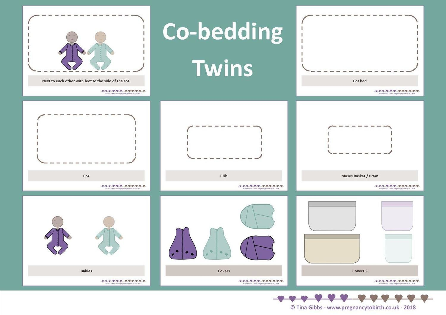 Co-bedding twins
