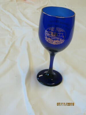 Centennial Commemorative Wine Glass