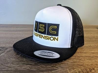 ISC Classic Snapback Black/White
