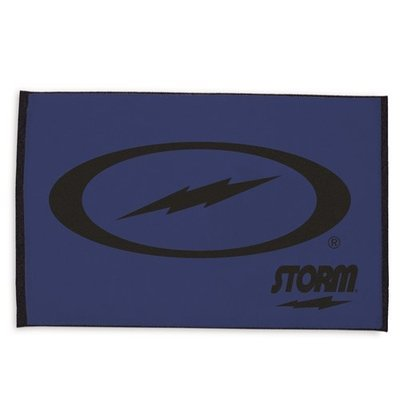 Storm Signature Towel Blue/Black