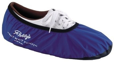 Robbys No Wet Foot Shoe Covers Blue