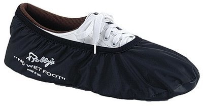 Robbys No Wet Foot Shoe Covers Black