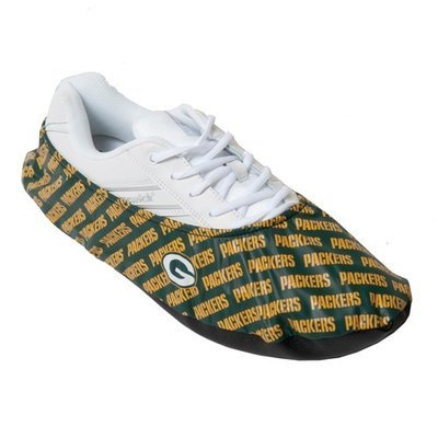 KR NFL Green Bay Packers Shoe Covers