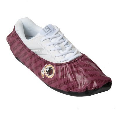 KR NFL Washington Redskins Shoe Covers