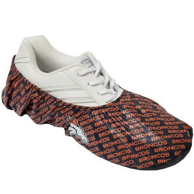 KR NFL Denver Broncos Shoe Covers