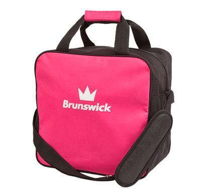 Brunswick TZone Pink 1 Ball Bowling Bag